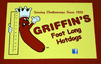 Griffin's Footlong Hotdogs Logo