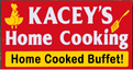 Kacey's Home Cooking Logo