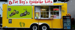 Fat Boy's Roadside Eats Logo
